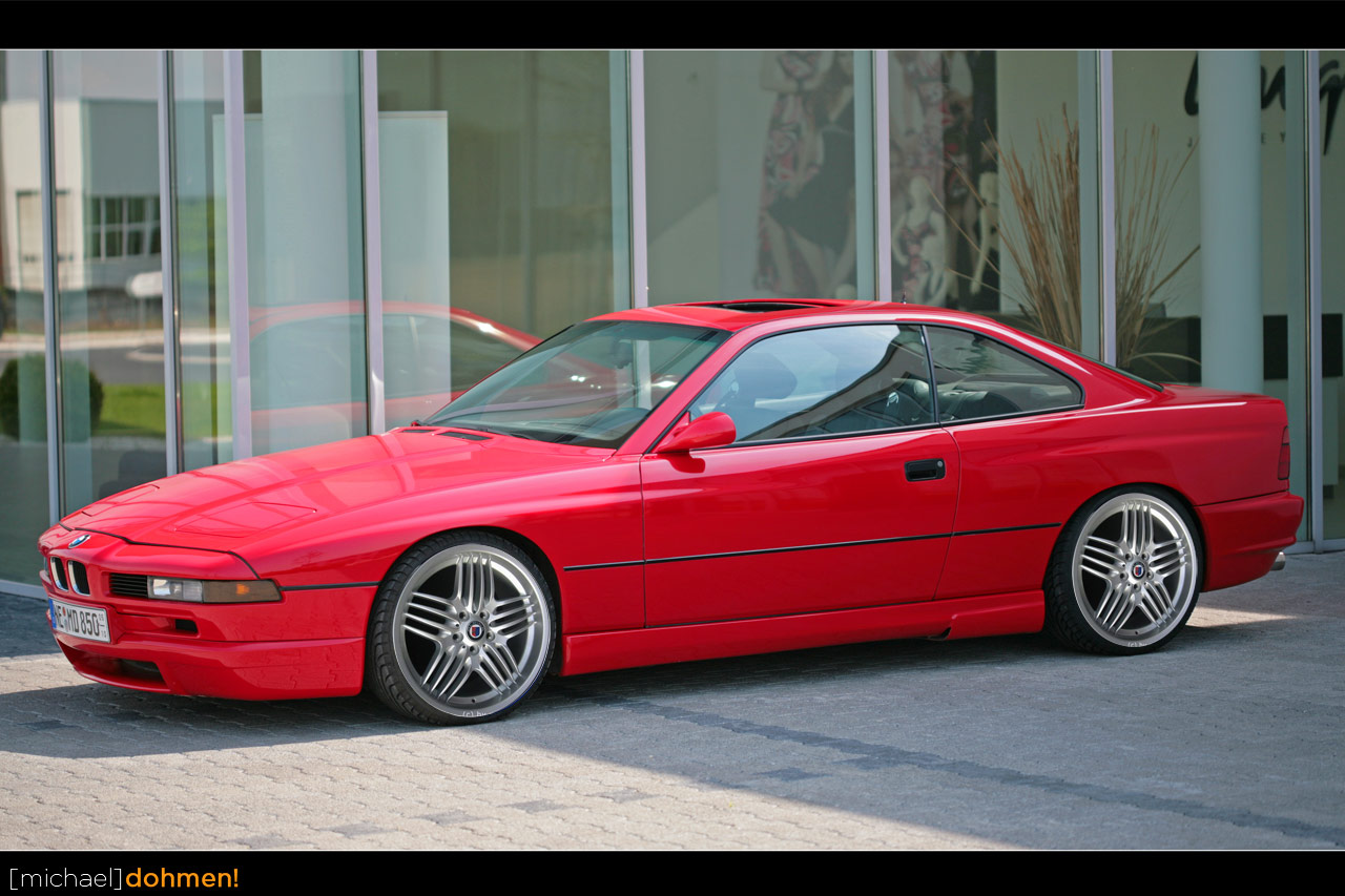 Bmw 8 Series E31 M8 Car And Cars